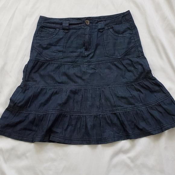 Baccini Dresses & Skirts - Baccini Denim skirt